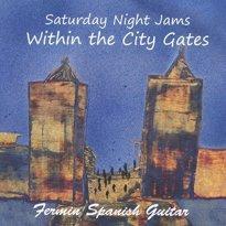 Saturday Night Jams - Merch Page